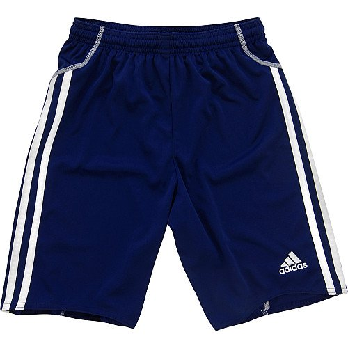adidas Big Boys'  Equipo Short,New Navy, White,X-Large Adidas Predator Climalite Short