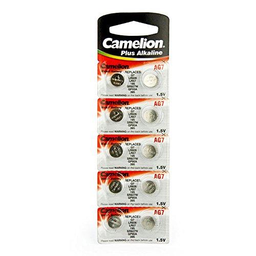 Camelion 10 camere ag9 batterie lr936 g9 lr45 194 for Batteria bottone lr1130