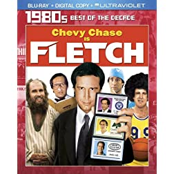 Fletch (Blu-ray + Digital Copy + UltraViolet)