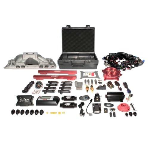 FAST 3011454-05E EZ-EFI Multi-Port Fuel Injection Kit for Big Block