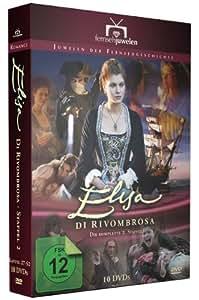 Elisa di Rivombrosa - Die komplette 2. Staffel (10 DVDs) (Fernsehjuwelen)