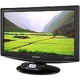 Sharp Aquos LC19D44U 19-Inch 720p LCD HDTV