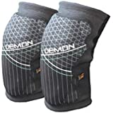 Demon Snow Knee Guard Soft Cap X D3O V2