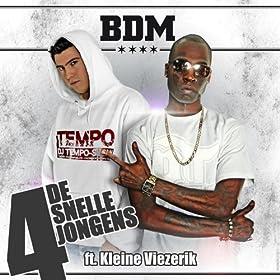 Amazon.com: 4 De Snelle Jongens (feat. Kleine Viezerik) [Explicit