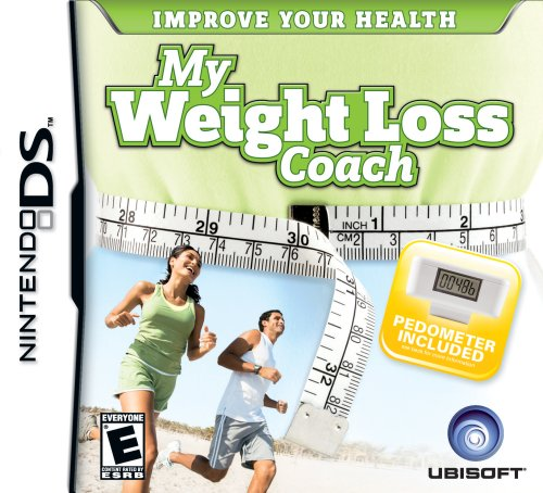 My Weight Loss Coach - Nintendo DS - 1