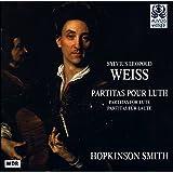 Sylvius Leopold Weiss: Partitas for Lute - Hopkinson Smith