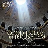 Good Friday in Jerusalem