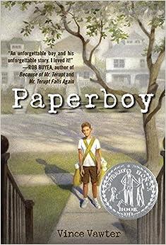 Paperboy: Vince Vawter: 9780307931511: Amazon.com: Books