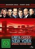 echange, troc Law & Order: New York - Special Victims Unit 1.1 [Import allemand]