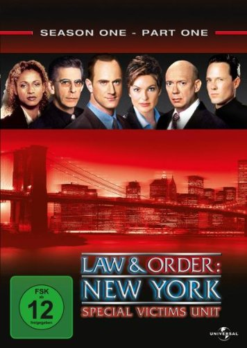 Law & Order: New York - Special Victims, Season One, Part One [3 DVDs] hier kaufen