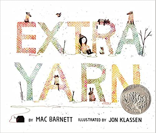 This is on my Wish List: Extra Yarn: Mac Barnett, Jon Klassen: 9780061953385: : Books