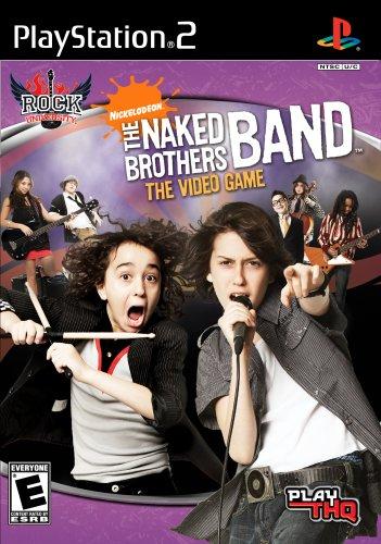 Naked Brothers Band - PlayStation 2 - 1