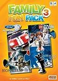 echange, troc Family fun pack 3