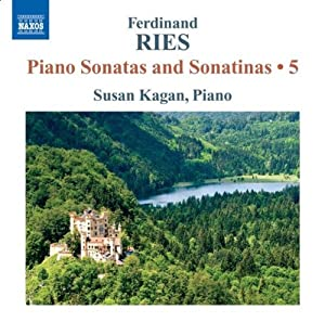 V 5: Piano Sonatas and Sonatin