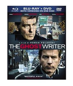 NEW Brosnan/williams/cattrall - Ghost Writer (Blu-ray)