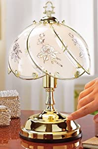 Touch Table Lamp from Lloytron