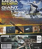 Image de Mega Shark Vs.Giant Octopus [Blu-ray] [Import allemand]