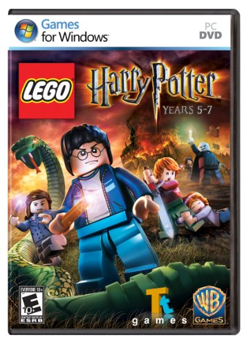 LEGO Harry Potter: Years 5-7 [Online Game Code] Amazon.com