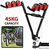 Marko Auto Accessories 3 Bike Cycle Bicycle Mountain Rear Towbar Mount Car 4x4 Carrier Rack Tow Ball