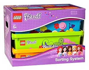 Lego Friends Sorting System, Multi-Colour