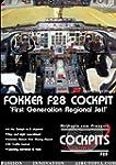 Fokker F28 Cockpit - First Generation...