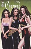 Charmed #0 Book Of Shadows Sourcebook Cover A