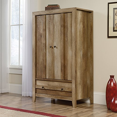 Sauder Dakota Pass Armoire in Craftsman