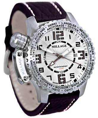 Millage Moscow Collection - W-BR-BR-LB