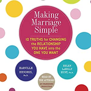 Making Marriage Simple Audiobook