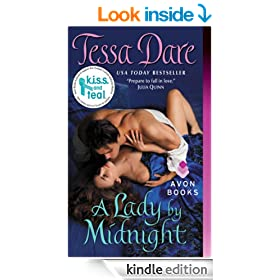 A Lady by Midnight (Spindle Cove)
