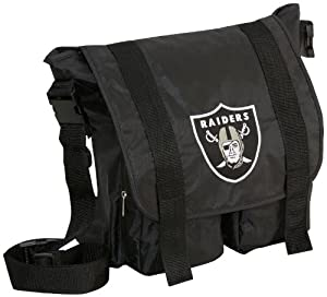 NFL Oakland Raiders Diaper Bag by Concept 1