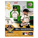 Bill Mazeroski MLB Pittsburgh Pirates Hall of Fame Oyo G2S2 Minifigure