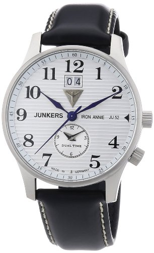 Junkers Inspiration JU6640-1 Orologio da donna casual Made in Germany