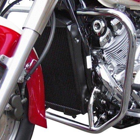 Pare Carter Fehling Yamaha XVZ 1300 Royal Star 97-99 argent