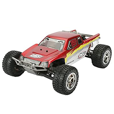 1/18 Mini-Desert Truck RTR: Red