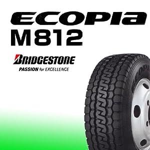 【クリックで詳細表示】Amazon.co.jp | ブリヂストン ECOPIA M812 205/65R16 109/107L | 車&バイク