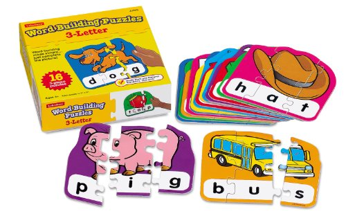 Simple Words Puzzle Set (Building Words compare prices)