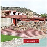 img - for Frank Lloyd Wright 2016 Wall Calendar book / textbook / text book