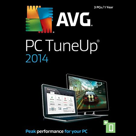 AVG PC TuneUp 3-User 1 Year  - ESD  [Download]