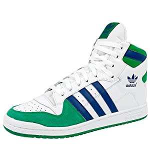 Adidas Decade OG Mid Men Schuhe white-lone blue-fairway - 46 2/3