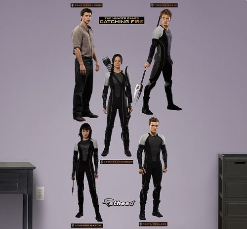 The Hunger Games: Catching Fire Collection Fathead