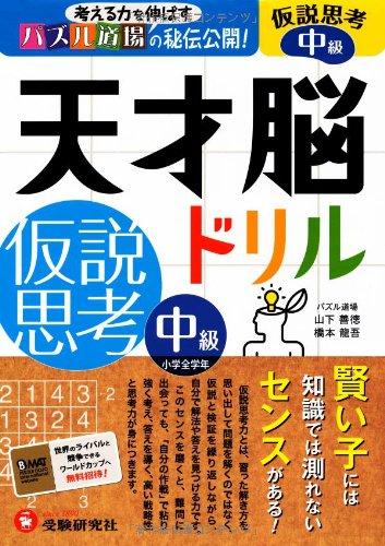 天才脳ドリル/仮説思考 中級