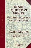 img - for Desde Que TE VI Morir book / textbook / text book