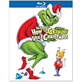Dr. Seuss' How the Grinch Stole Christmas [Blu-ray] ~ Boris Karloff
