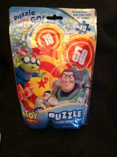 Disney Toy Story Puzzle on the Go! - 1