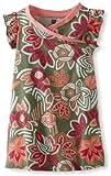 Tea Collection Baby Girls' Wrap Neck Dress