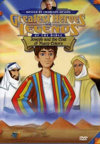 Joseph & Coat of Many Colors [DVD] [Region 1] [US Import] [NTSC]
