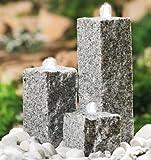 Interline Garten/Terrassen Brunnen Granit