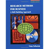Research Methods for Business: A Skill Building Approachby Uma Sekaran