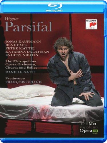 Parsifal Bluray